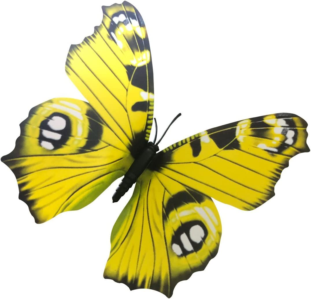 Lyauta LIPROFE - Estacas de Mariposa para Decoración de Jardín ...