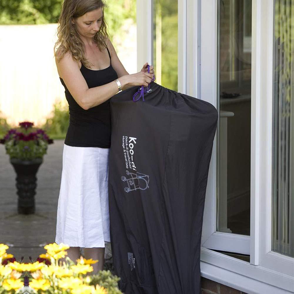 Koo-di Pack It Single Stroller Universal Travel /& Storage Transport Bag