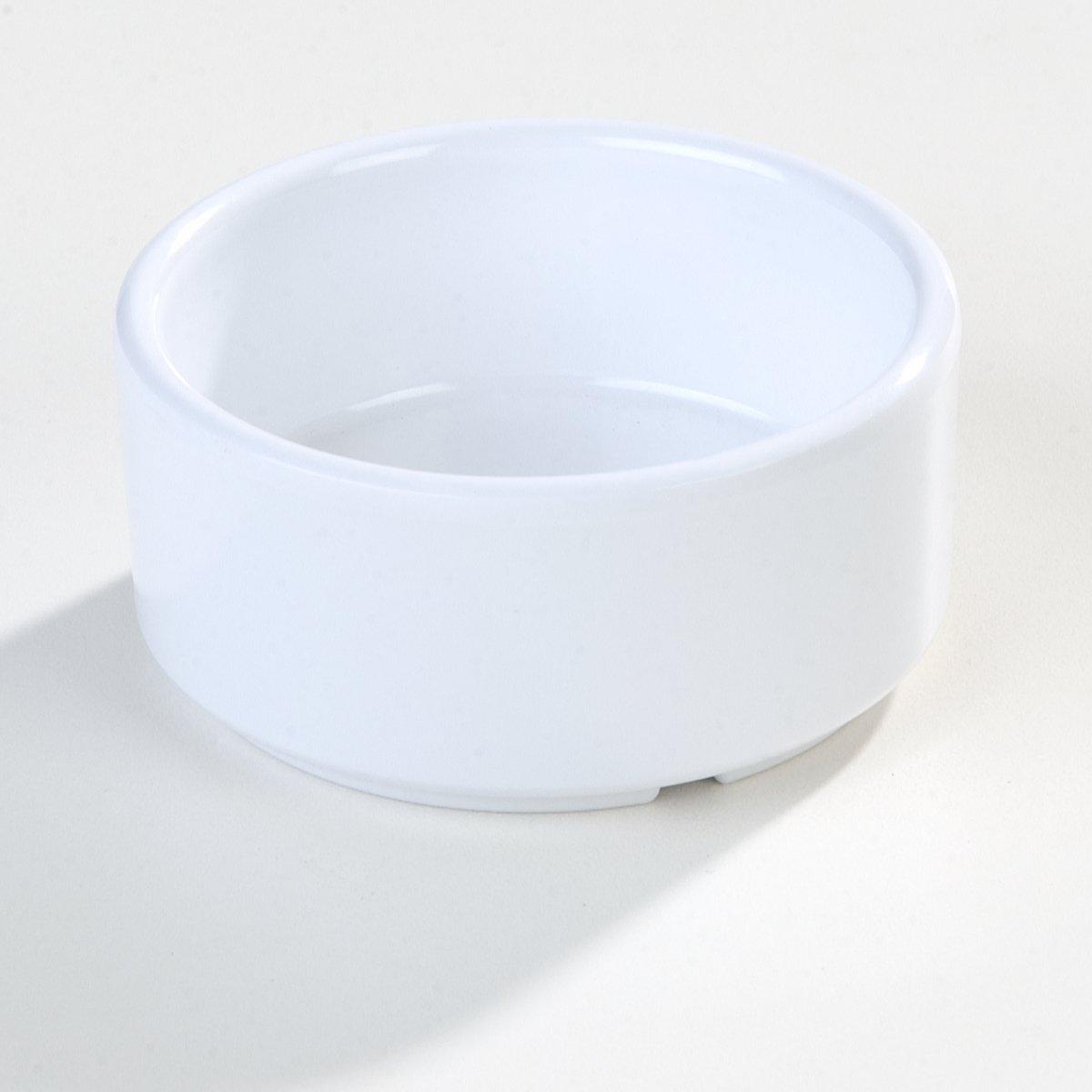 Carlisle 41402 White Melamine Straight-Sided Ramekin (Case of 48) by Carlisle (Image #8)