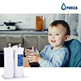 FBA_WF_2CB Water Filtration Filter, White, 2 Pack