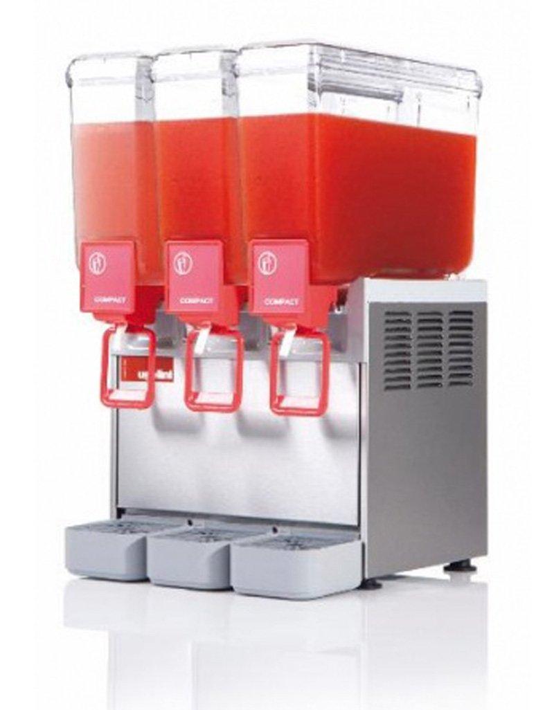 Dispensador de bebidas frías 3 x 8 x, L 370 x P400-UGOLINI H630 mm: Amazon.es