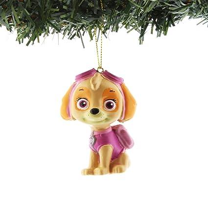 Paw Patrol Christmas Ornament.Nickelodeon Paw Patrol Kurt Adler Ornaments Gift Boxed Skye