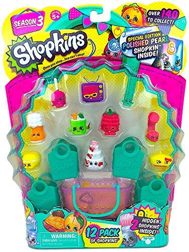 Shopkins Season 1 Shopping Cart Toy - 7