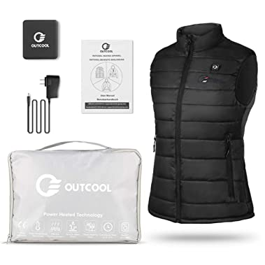 Outcool heated vest package