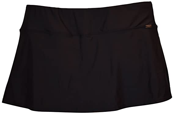d2c33a20c008e Amazon.com  Heat Women s Plus Size Skirtini Swim Skirt Swimsuit ...