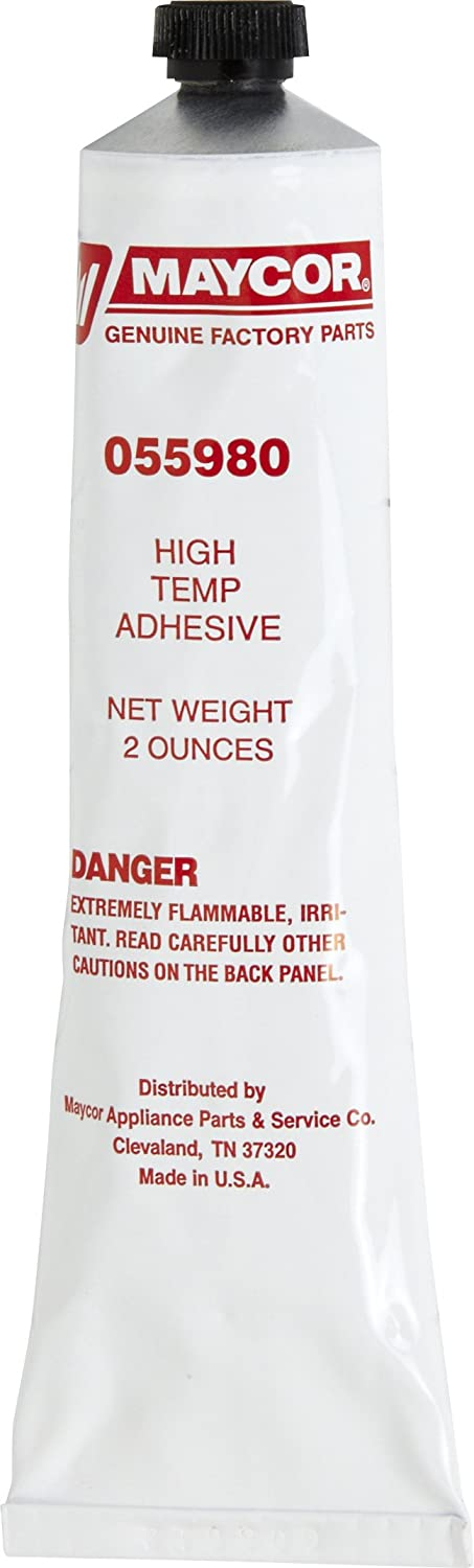 Whirlpool Y055980 High Temperature Adhesive