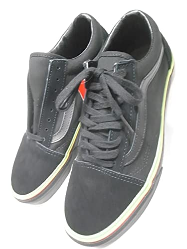 vans old skool black mens
