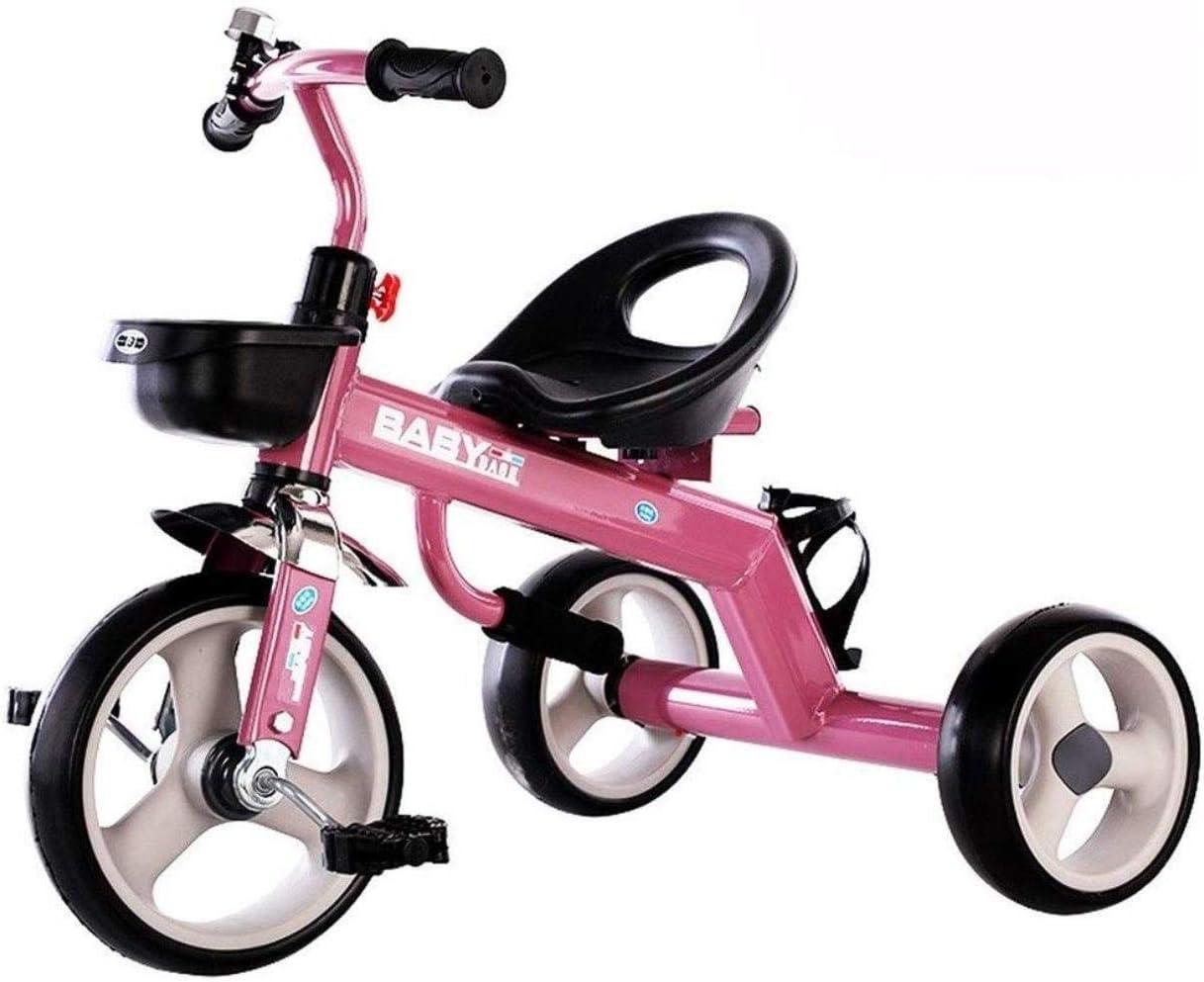 Archivador plano Caballo de oscilación del niño triciclos Bicicletas del niño del Triciclo for niños, Bicicletas niño del niño al Aire Libre Bici del bebé Cubierta Triciclo niños 1-3-6 años