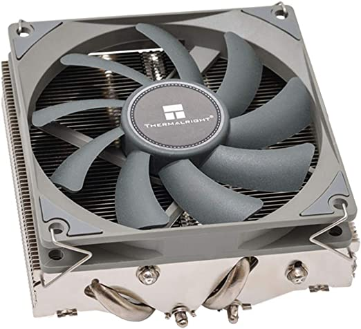One Enjoy Thermalright Axp 90r Low Profile Cpu Cooler Computers Accessories