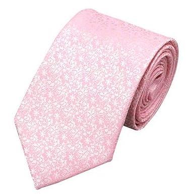 Jason&Vogue - Corbata - para hombre rosa rosa: Amazon.es: Ropa y ...