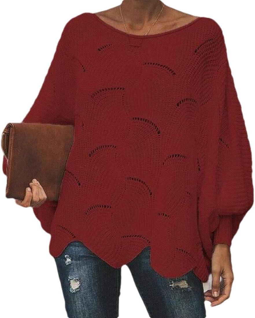 Tralounry Womens Classic Plus Size T-Shirt Batwing Loose T-Shirt Tunic Tops