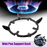 Wok Support Stand for Gas Burners Hobs Cookers, Gas