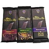 Throni Cadbury Bournville, 240g- Pack of 3