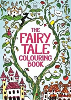 the fairy tale colouring book buster activity