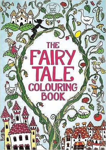 The Fairy Tale Colouring Book: Rachel Cloyne: 9781780552521 ...