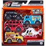 Road Rippers 9905 Mini City Transport 5 unidades