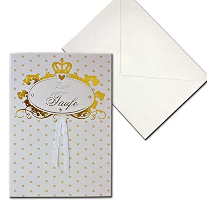 Tarjeta Bautizo Baby tarjeta de felicitación para bautismo ...
