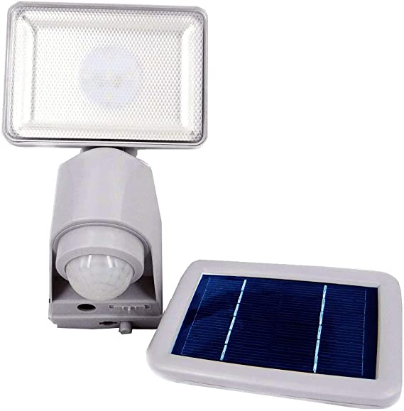 Proyector LED (Ultra 400lm 6500 K (Blanco) Puerta/Patio – Detector ...