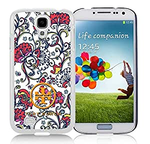 Fahionable Custom Designed Samsung Galaxy S4 I9500 i337 M919 i545 r970 l720 Cover Case With Tory Burch 26 White Phone Case