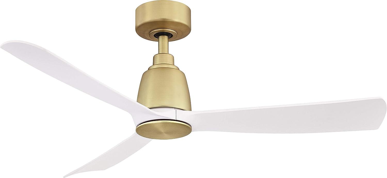 Fanimation FPD8547BL Kute 44 Ceiling Fan Black