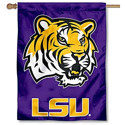 Amazon.com   College Flags and Banners Co. Louisiana State ... dc640e58e