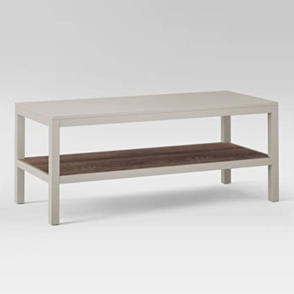 Bon Hadley Coffee Table Gray   Threshold