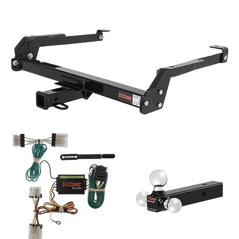 amazon com curt trailer hitch, wiring & multi ball ball seadoo trailer wiring nissan hardbody trailer wiring #8