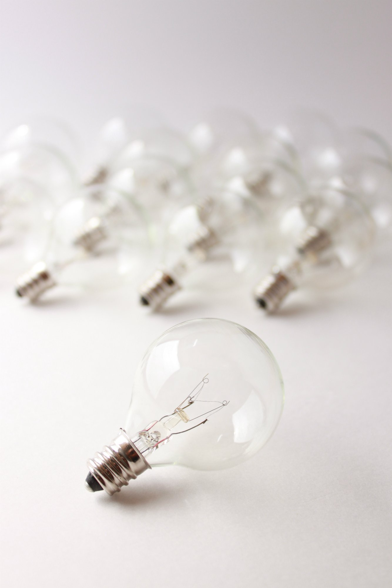 Brillante Replacement Bulbs For G40 Globe String Lights