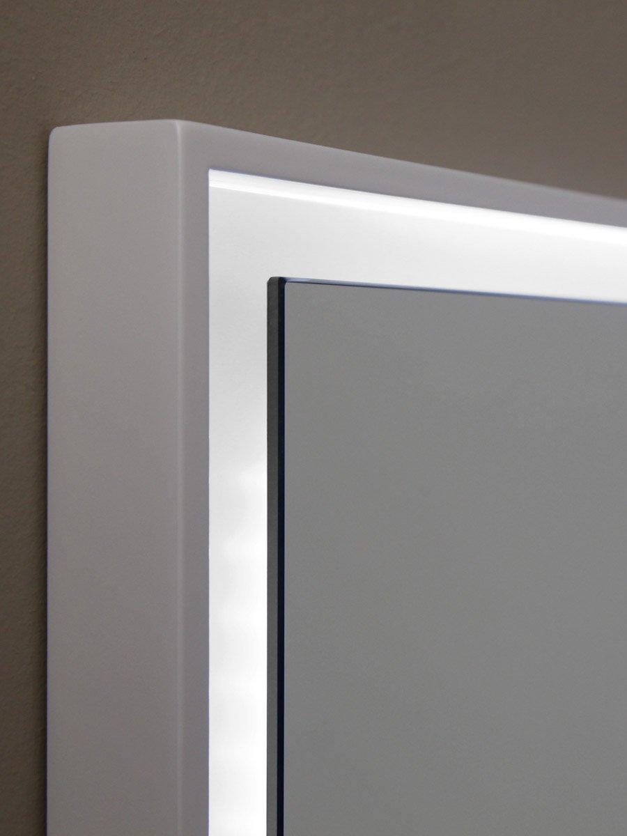 Yellowshop – Spiegel Spiegel cm x x H.90 A Licht LED ...