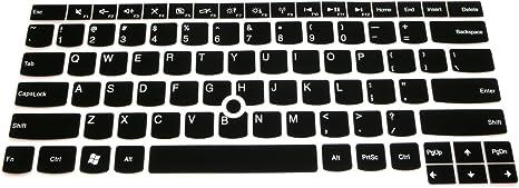 BingoBuy Keyboard Protector Skin Cover for Lenovo Thinkpad T460 T460p T460s E460 E645 L460, P40 Yoga, thinkpad X1 Yoga, thinkpad Yoga 460 US Version ...