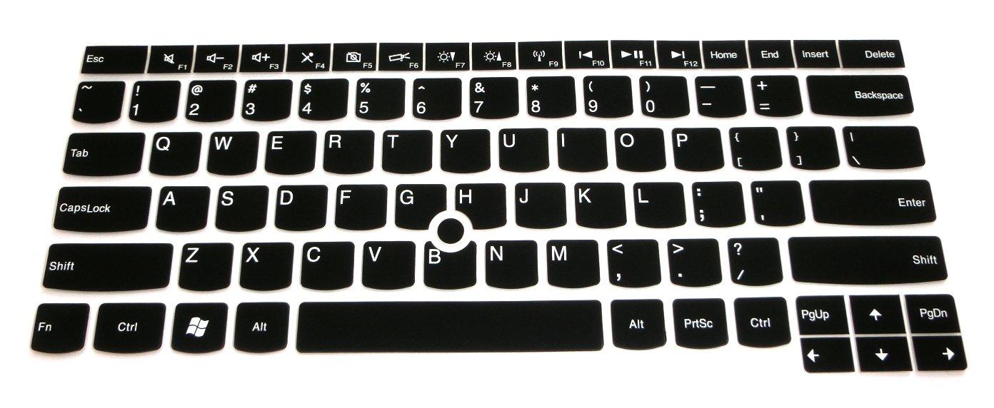 Thinkpad X1 Yoga 2017 2018 Laptop Clear P40 Yoga Keyboard Cover for Thinkpad T460 T470 T470s T480 T480S T490 T490s E460 E645 E470 E480 E490 A475 E475 L460 Thinkpad X1 Carbon 2017 2018 Leze