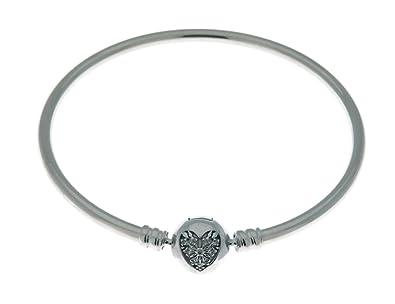 bf2bb0678 Amazon.com: Pandora Heart Of Winter Limited Edition Bangle Bracelet ...