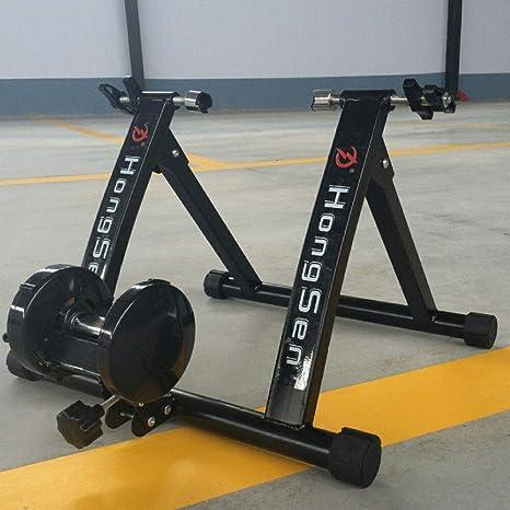 BTdahong Rodillos para Bicicleta de 5 Niveles de Resistencia ...