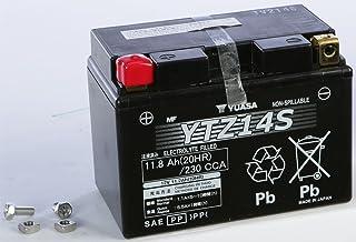 Yuasa Battery YTZ14S YUASA BATTERY Batteries Maint. Free VRLA Battery - YUAM72Z14