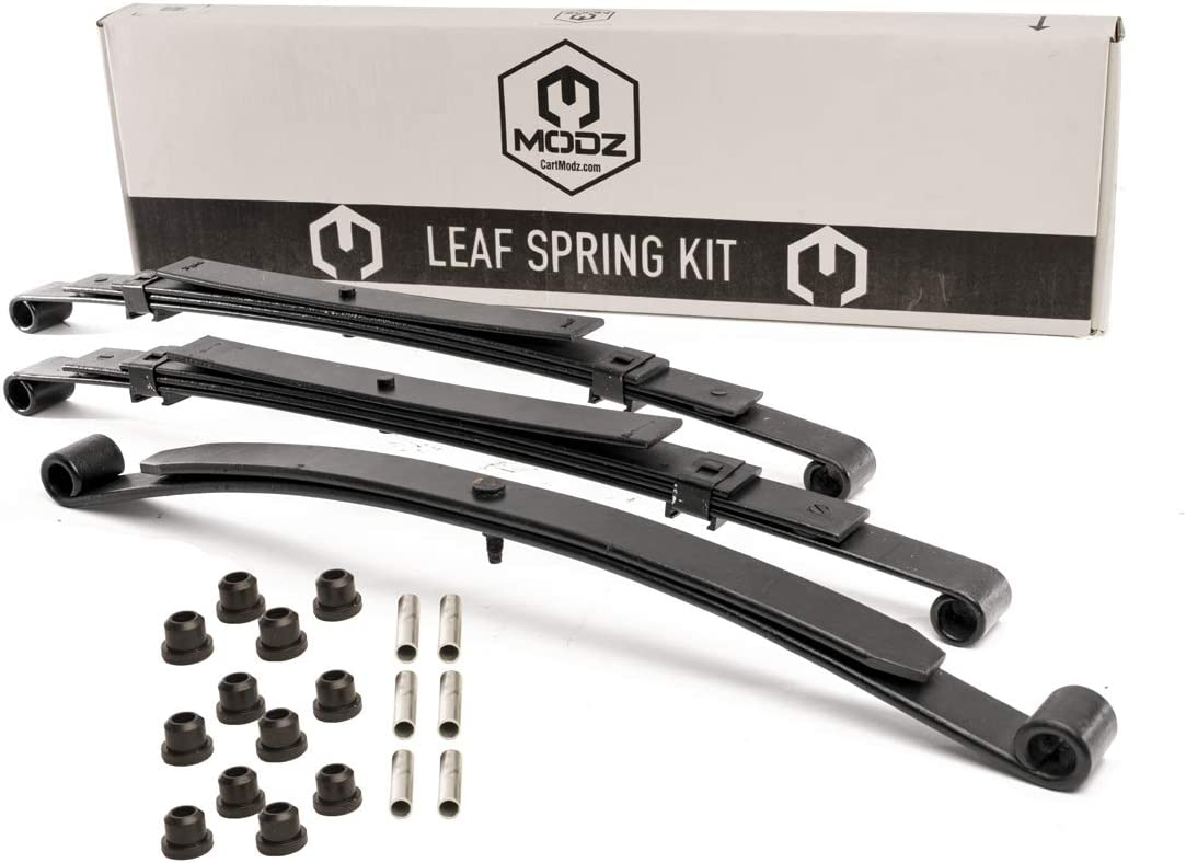 Heavy Duty Rear Leaf Springs for Club Car DS