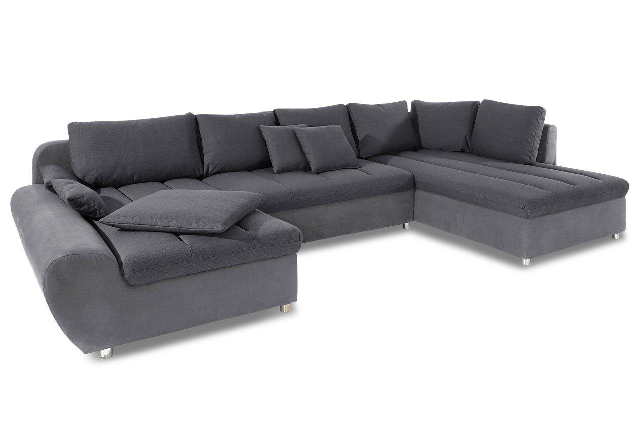 Sofa Sit More Wohnlandschaft Bandos Xxl Luxus Microfaser