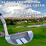 Black Magic #1 Lower Scores Custom Golf Chipper