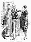 Roosevelt Cartoon 1909 NWell Begun And Well Done