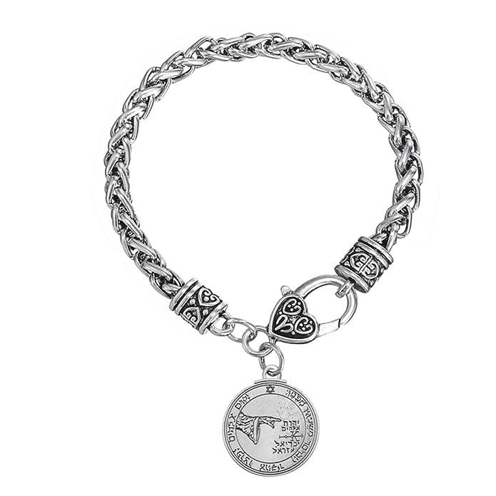 Amazon.com: Pentacle de la luna Talisman clave de sello de ...