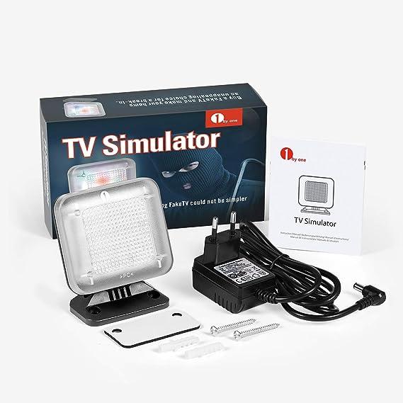 1 BY ONE Fake TV, Simulador TV –Protección de antirrobo ...