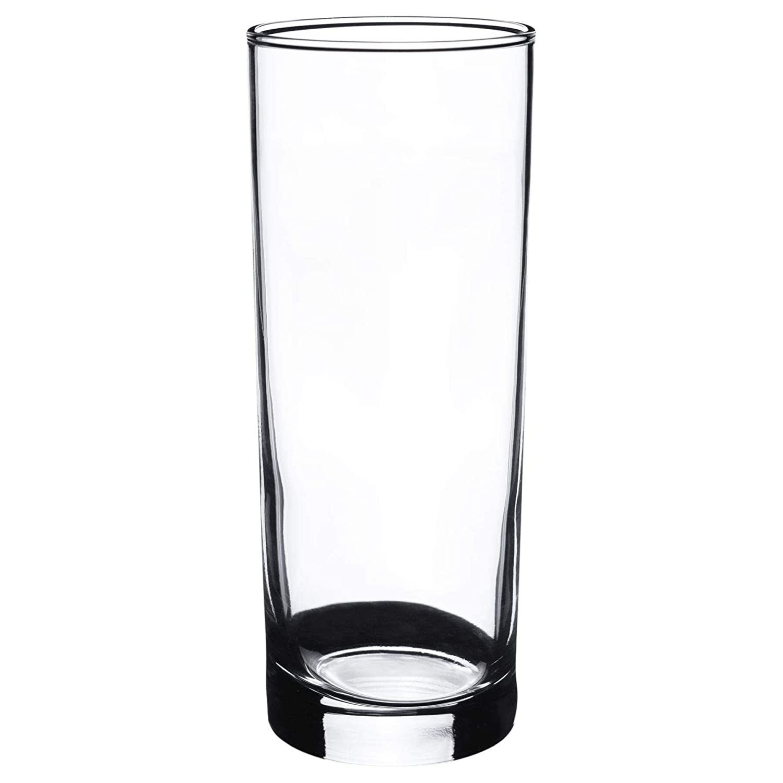 Argon Tableware Traditionelle Longdrinkgl/äser 360 ml Party-Set mit 24 Gl/äsern