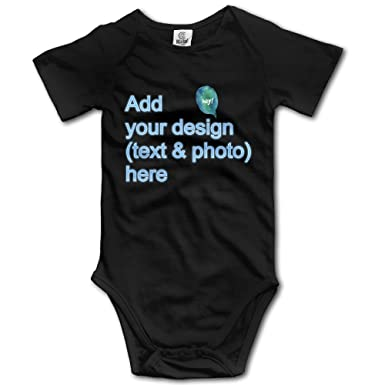 f873905031be9 Amazon.com: Design Your Own Onesie - Custom Baby Onesies ...