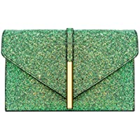 Women's Sequined Shoulder Bag, Ustyle Evening Bag Glitter Party Wedding Shining Purse