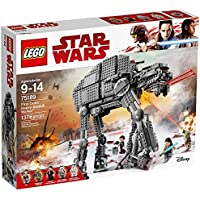 LEGO Star Wars Episode VIII First Order Heavy Assault...