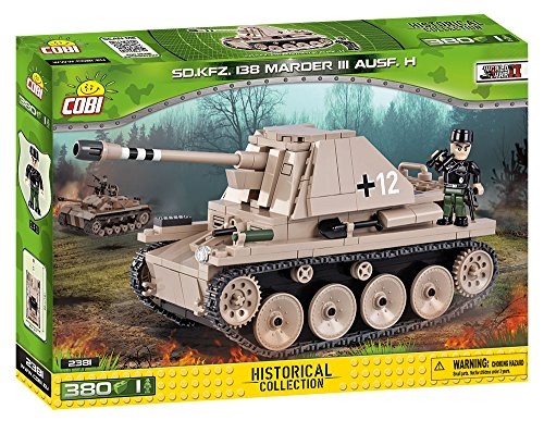COBI Historical Collection SD. Kfz. 138 Marder 3 Ausf. H Tank