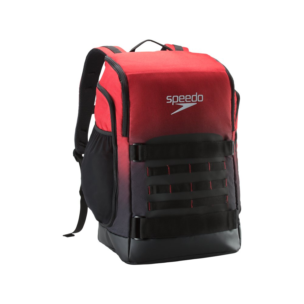Speedo Teamster Pro 40L バックパック One Size レッド B07CBVSCJ6 レッド(Speedo Red) One Size