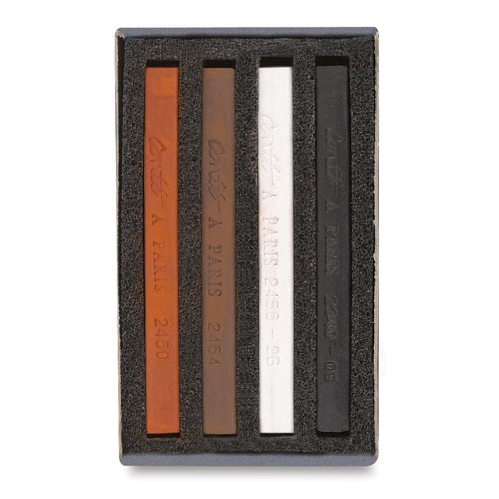 Alvin C50102D Conte Crayon Matchbox Disp Alvin & Company FBA_C50102D
