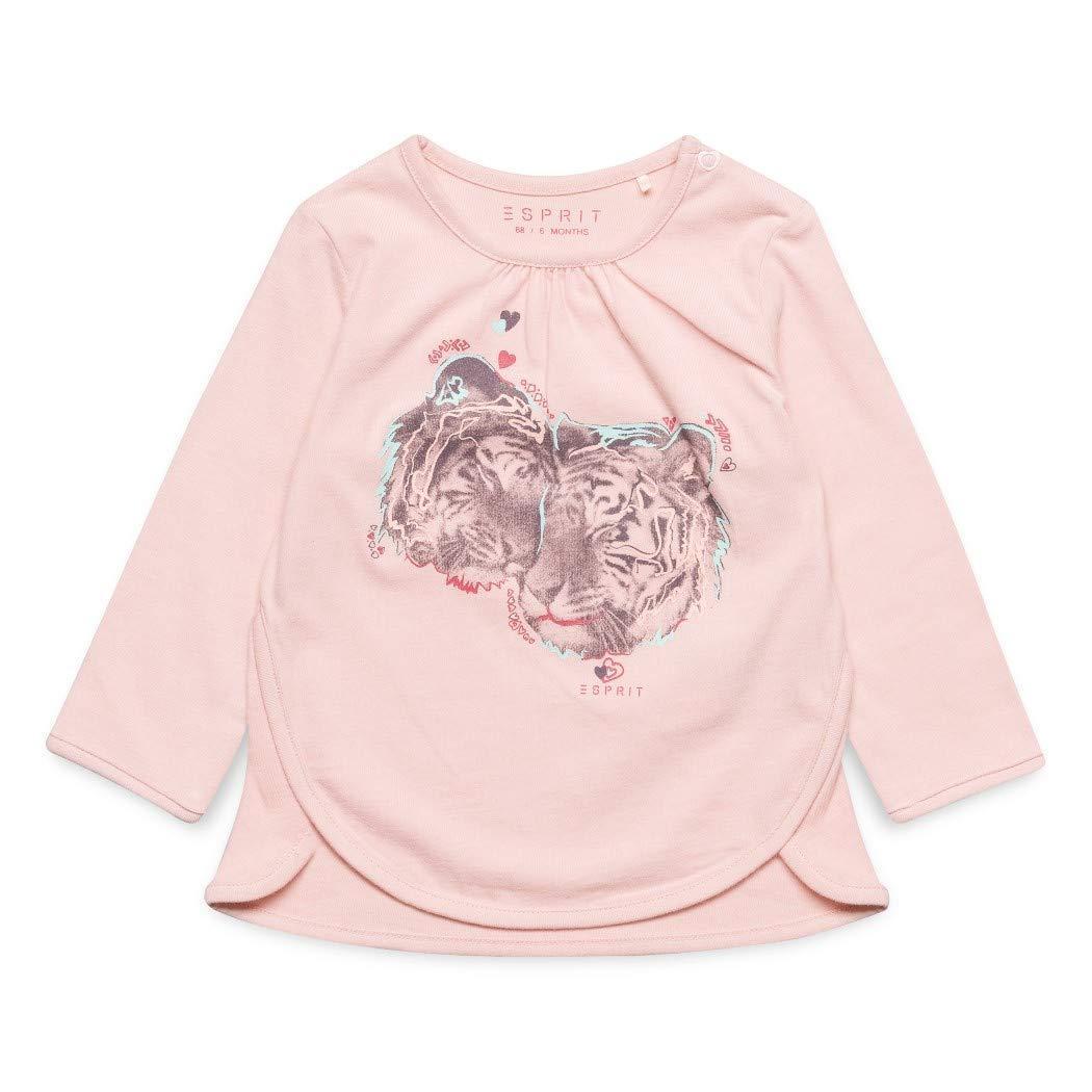 ESPRIT KIDS Baby-M/ädchen T-Shirt Ls Langarmshirt