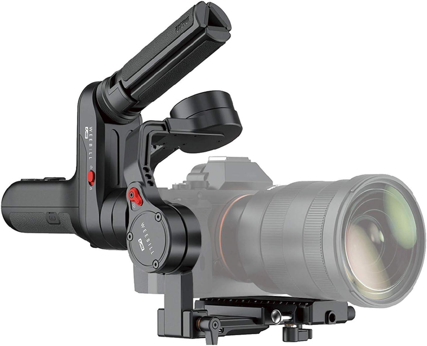 Zhiyun Weebill Lab 3 Axis Handheld Gimbal Stabilizer Kamera