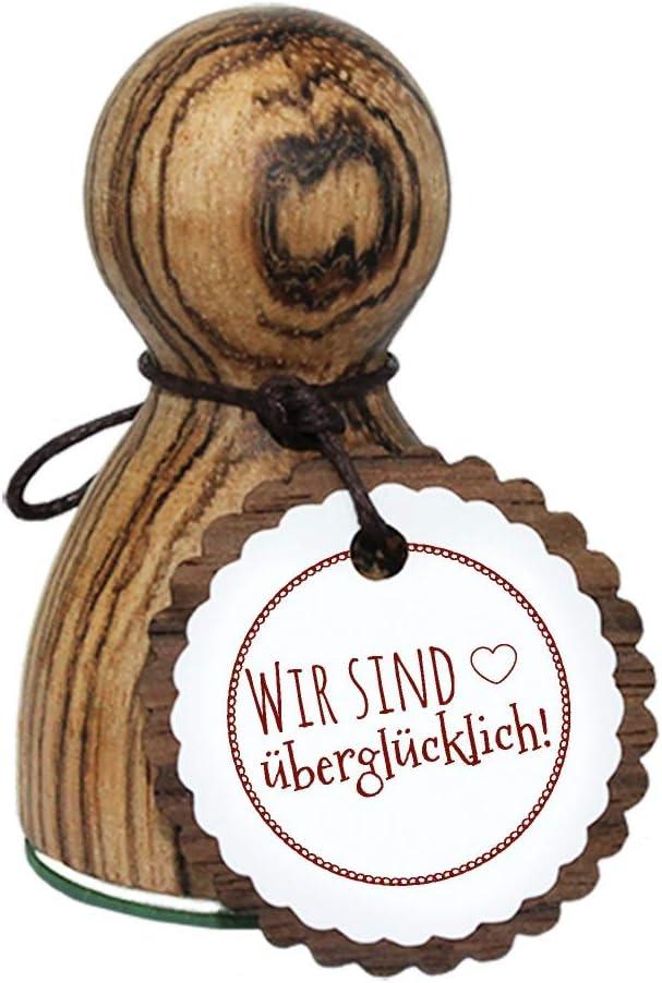 Traditionell Drucken Bl/öcke Gro/ß Pferd Gestalten Gro/ßer Holz Stempel